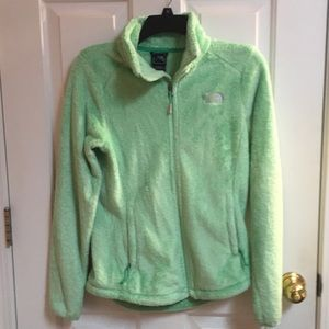 The North Face mint condition fleece jacket